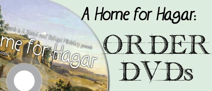"Order DVDs of ""A Home for Hagar"""